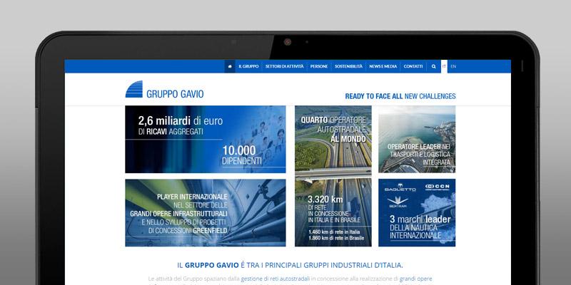 sito gruppo Gavio